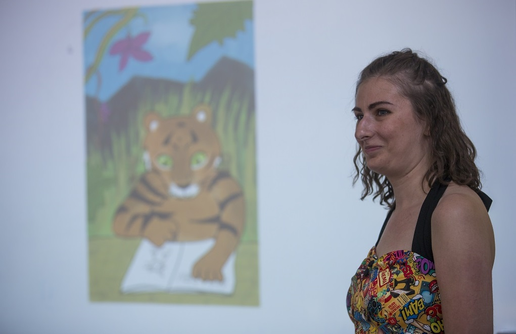 """Kopsovi: Metodou """"o tygrovi"""" školíme pečující, pedagogy i psychology 4"""